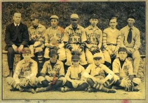 Rock Hill Baseball Team, Courtesy of Howard County Historical Society